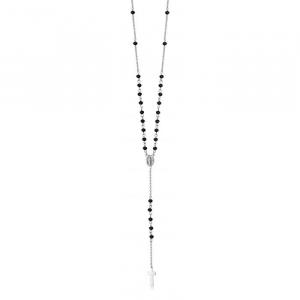 Collana uomo Luca Barra rosario