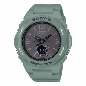 Casio BABY-G multifunzione, Protection verde avio