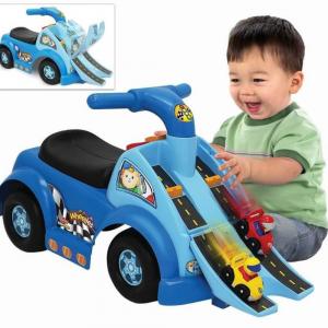 Autopista cavalcabile primi passi per bambini by Fhisher Price