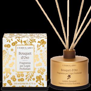Bouquet d'Oro Fragranza per Legni  200 ml