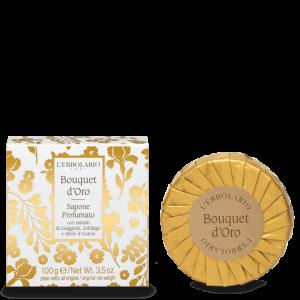 Bouquet d'Oro Sapone Profumato 100g