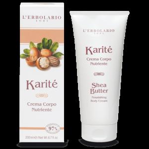 Karité Crema Corpo Nutriente 200 ml