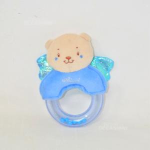 Game Newborn Chicco Light Blue