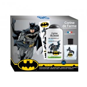 Corine De Farme Batman Eau De Toilette Spray 50ml Set 4 Parti 2020