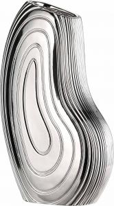 vaso resina pubble 12x23 h38