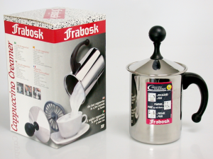 Cappuccino cremer inox FRABOSK