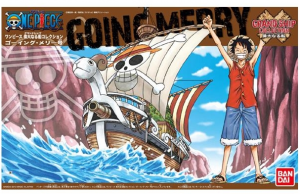 ONE PIECE GRAND SHIP COLL GOING MERRY