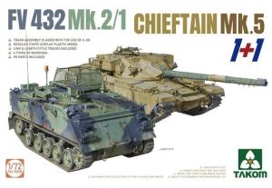 432 MK.2/1 + CHIEFTAIN MK.5