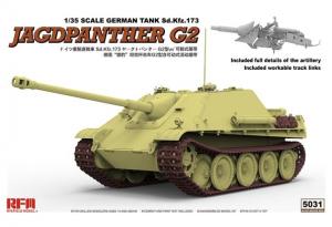 Germam tank Sd.kfz.173 Jagdpanther G2