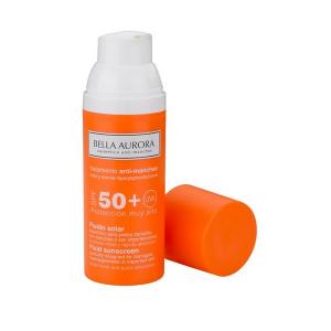 Bella Aurora Fluid  Sunscreen Anti Dark Spots Spf50 50ml