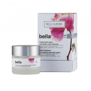 Bella Daily Treatment Anti Aging And Anti Dark Spots Spf20 50ml