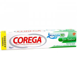 Corega Flavour Freee Fixing Cream 70g