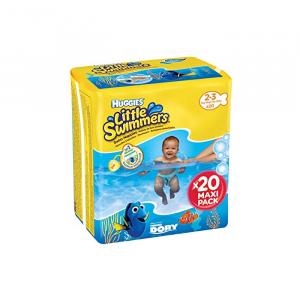 Huggies Little Swimmers Pannolino Costumino Taglia  2-3 20 Unità
