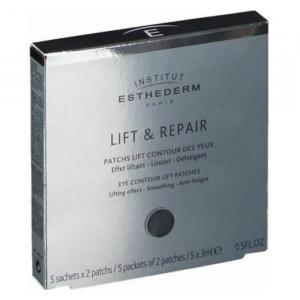Institut Esthederm Lift & Repair Eye Contour Lift Patches 5x3ml