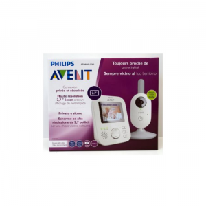Avent Dect Baby Monitor With Video Scd833/01