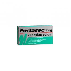 Fortasec 2mg 10 Comprimidos