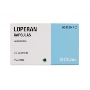 Loperan 2mg 20 Comprimidos