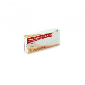 Gine-Canesten 500mg 1 Capsula Vaginal
