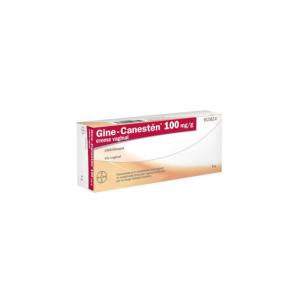 Gine-Canesten 100mg/gr Crema Vaginal