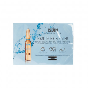 Isdin Hyaluronic Booster 10 Ampoules
