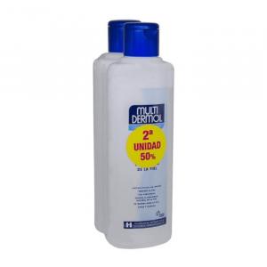 Multidermol Sapone Liquido Per Pelli Sensibili 2x750ml