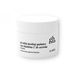 GH 20 AHA Chemical Peeling With Vitamin C 20 Discs