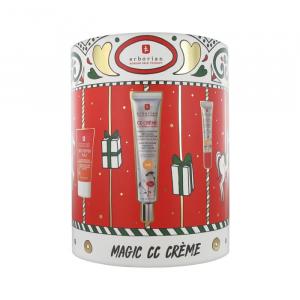 Erborian  Magic Cc Cream Doré 45ml Spf25 Set 3 Pezzi