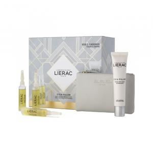 ierac Cica-Filler Anti-Wrinkle Repairing Serum 3 Phials x 10ml Set 3 Parti