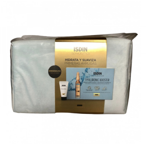 Isdin Hyaluronic Booster 30 Ampoules Set 3 Pieces