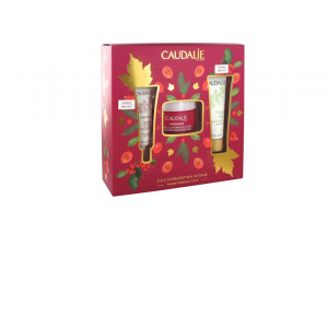 Caudalie Vinosource Intense Hydration S.O.S Set 3 Pieces