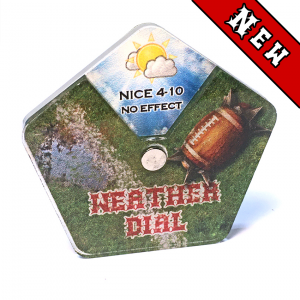 Blood Bowl 2020 Compatible Weather Marker