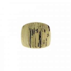 Anello Oro 18kt  Diamantato Prestige