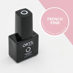 Unix Color French Pink OnyxNail - 15 ml.