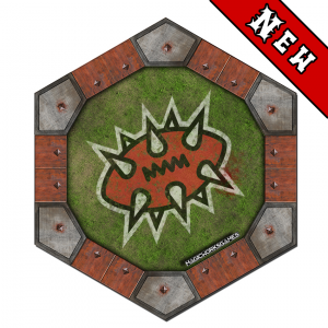 Blood Bowl 2020 Dice Coaster