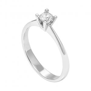 ANELLO SOLITARIO, World Diamond Group