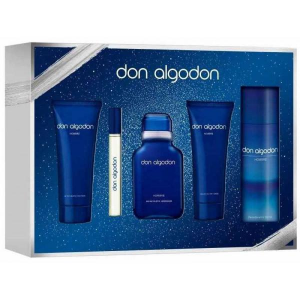 Don Algodón D Algodon Men 100 Vpo Af-S Gel Desodorante Spray Vpo10