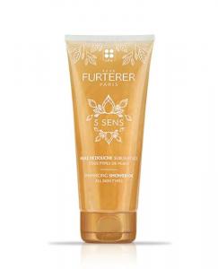 Rene Furterer 5 sens olio doccia sublimatore- tutti i tipi di capelli e pelle.