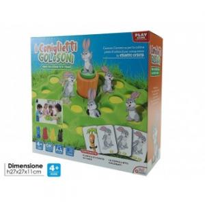 General Trade Gioco I Coniglietti Golosoni Gioco Interattivo Colorato Per Bambini