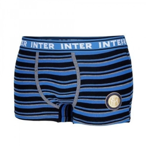 Boxer Inter taglia L rigato