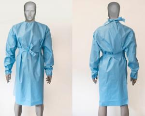 Camice di protezione da agenti infettivi