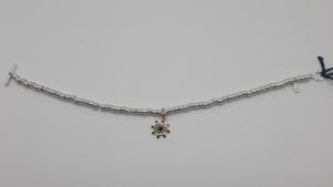 Bracciale uomo DoDo Mariani con timone in oro, vendita on line | OREFICERIA BRUNI Imperia