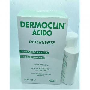 DERMOCLIN ACIDO 500ML + 150ML OMAGGIO