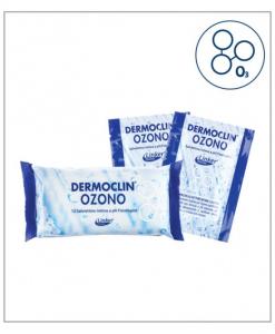 LINKER DERMOCLIN OZONO SALVIETTINE INTIME 12 PEZZI