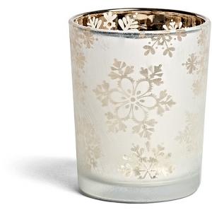 Porta Candela Sampler/Tea Light Yankee Candle Snowflake Frost