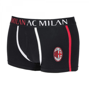 Boxer Milan taglia 10 12 14 16 anni nero