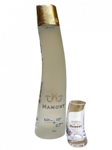 Vodka Mamont cl. 70 - Russia
