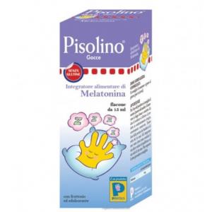 Pediatrica Pisolino Gocce Integratore per il Sonno dei Bambini