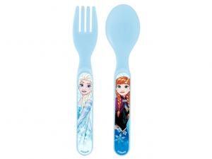 Cucchiaio e forchettina Frozen