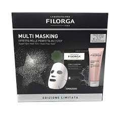 Filorga Cofanetto Multi Masking Oxygen-Glow Mask 75ml+Hydra Filler Mask