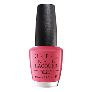 Opi Nail Lacquer 123 Strawberry Margarita 15ml